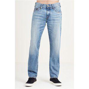 True Religion Men's Geno Slim Jeans (42)